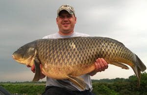 Record carp sets new bowfishing mark