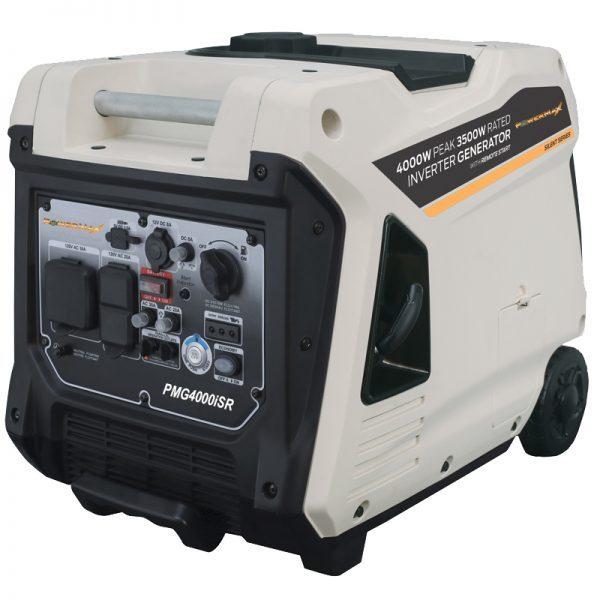 4000 watt generator quiet